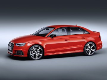 Audi RS 3 Sedan Review with pricing specs performance and safety