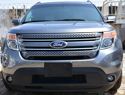 2011 Ford Explora