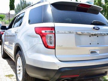 2012 Ford Explora XLT