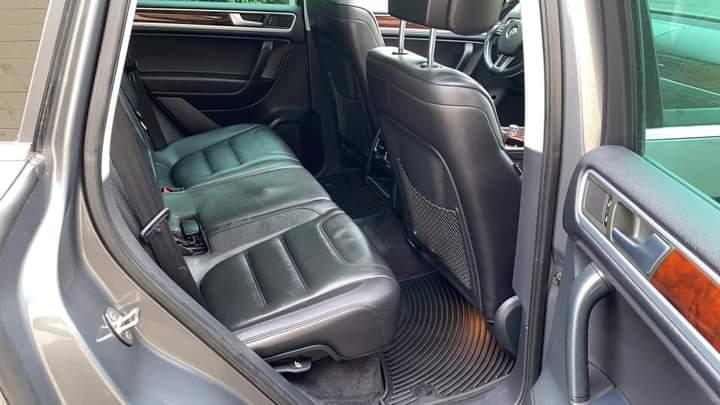 Volkswagon Touareg