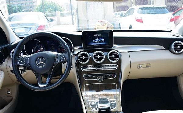 2015 Mercedez Benz C300