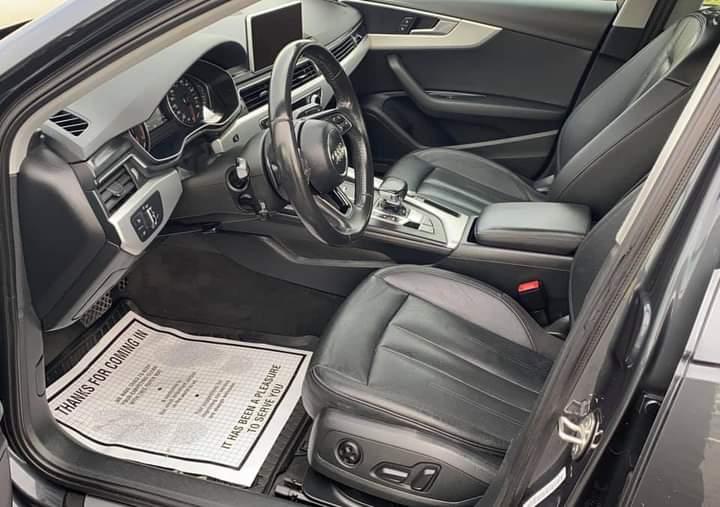 Volkswagon Audi A4